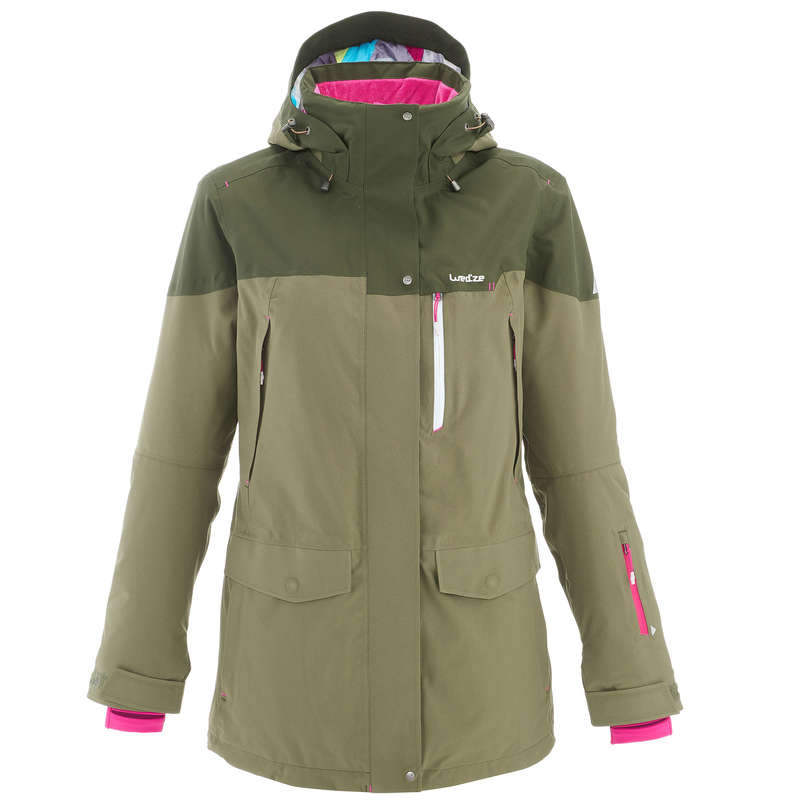 WOMEN'S FREERIDE SKIING CLOTHING Dam - FREE 700 W DREAMSCAPE - Överdelar