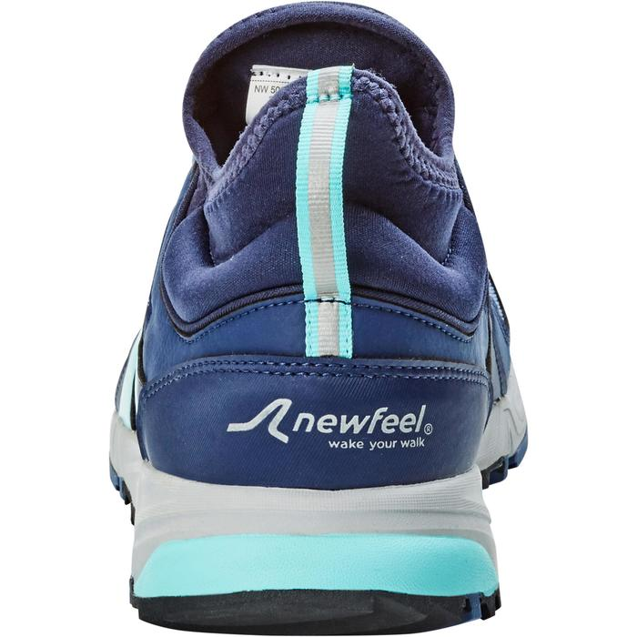 Nordic Walkingschuhe NW 500 Flex H Damen blau