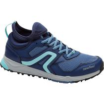 a9317dfe2a8 Avis Chaussures de marche nordique femme NW 500 Flex-H bleu