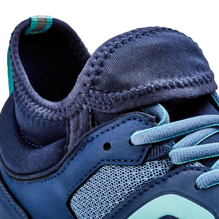 Nordic walking schoenen voor dames NW 500 Flex-H blauw