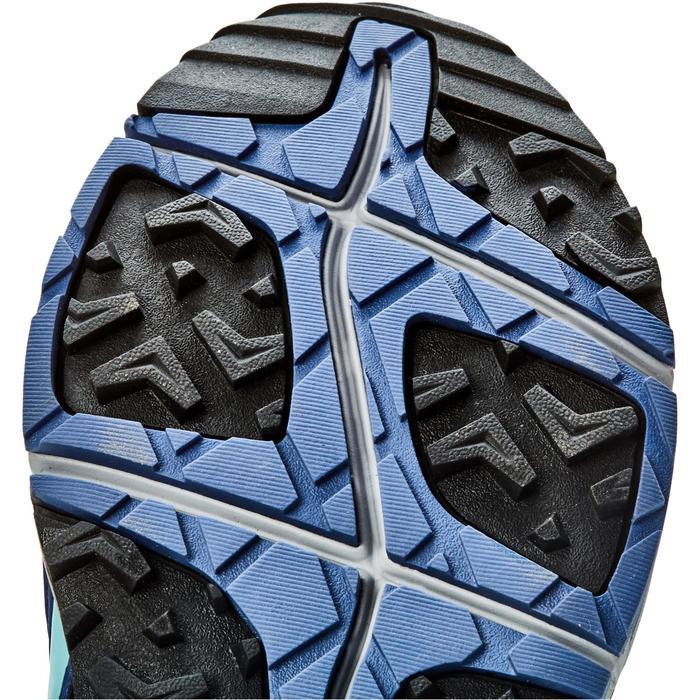 女款北歐式健走鞋NW 500 Flex-H-藍色