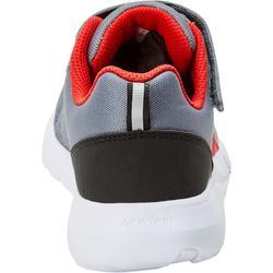 兒童健走鞋Soft 140 - 灰色/紅色