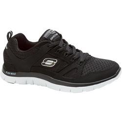 Chaussures marche sportive femme Flex appeal noir