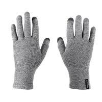 Sous-gants randonnée en montagne RANDO 500 gris
