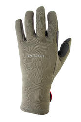 Adult Mountain Trekking Gloves TREK 500 - Khaki
