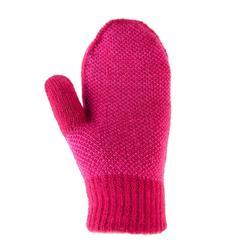 Kinderhandschoenen voor wandelen SH100 warm roze