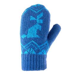 Kinderhandschoenen voor wandelen SH100 warm