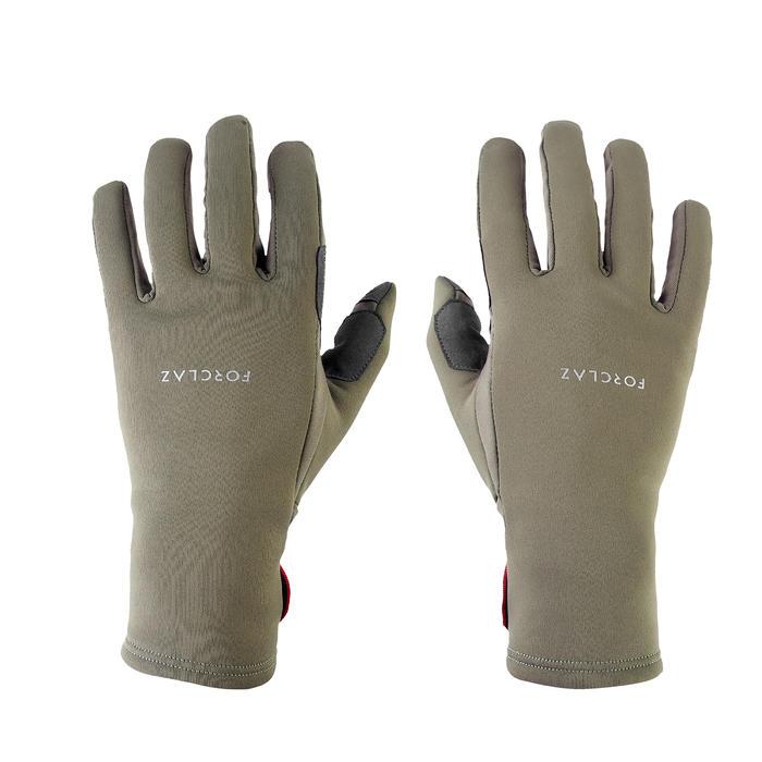 Forclaz gants trekking montagne trek 500 decathlon - Gants chauffants decathlon ...