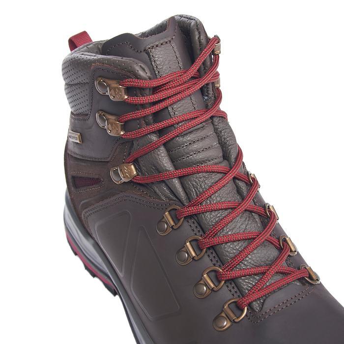 Damesschoenen voor bergtrekking Trek 500