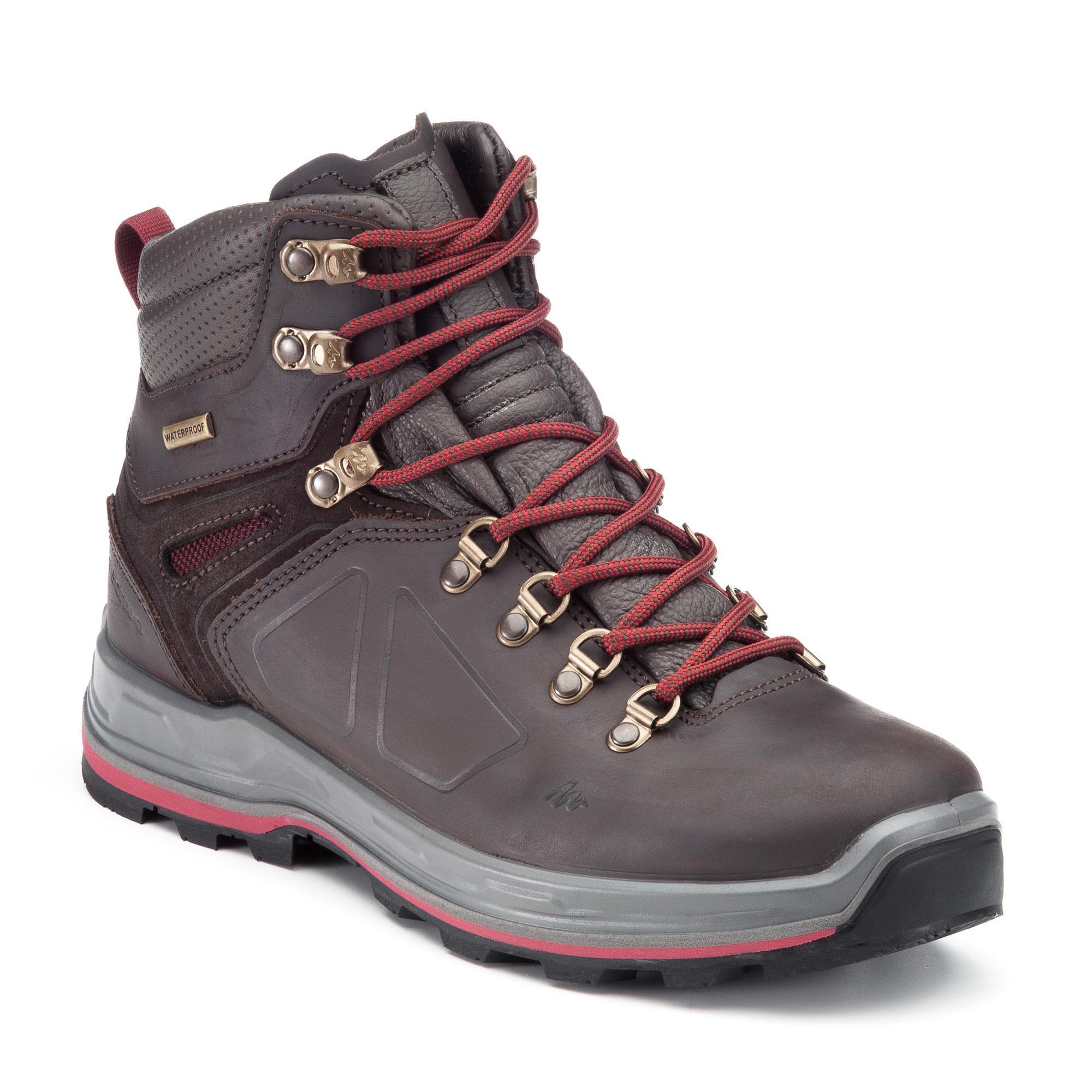 timeless design d8bd0 998ab Comprar Botas de montaña y trekking TREK500 mujer   Decathlon