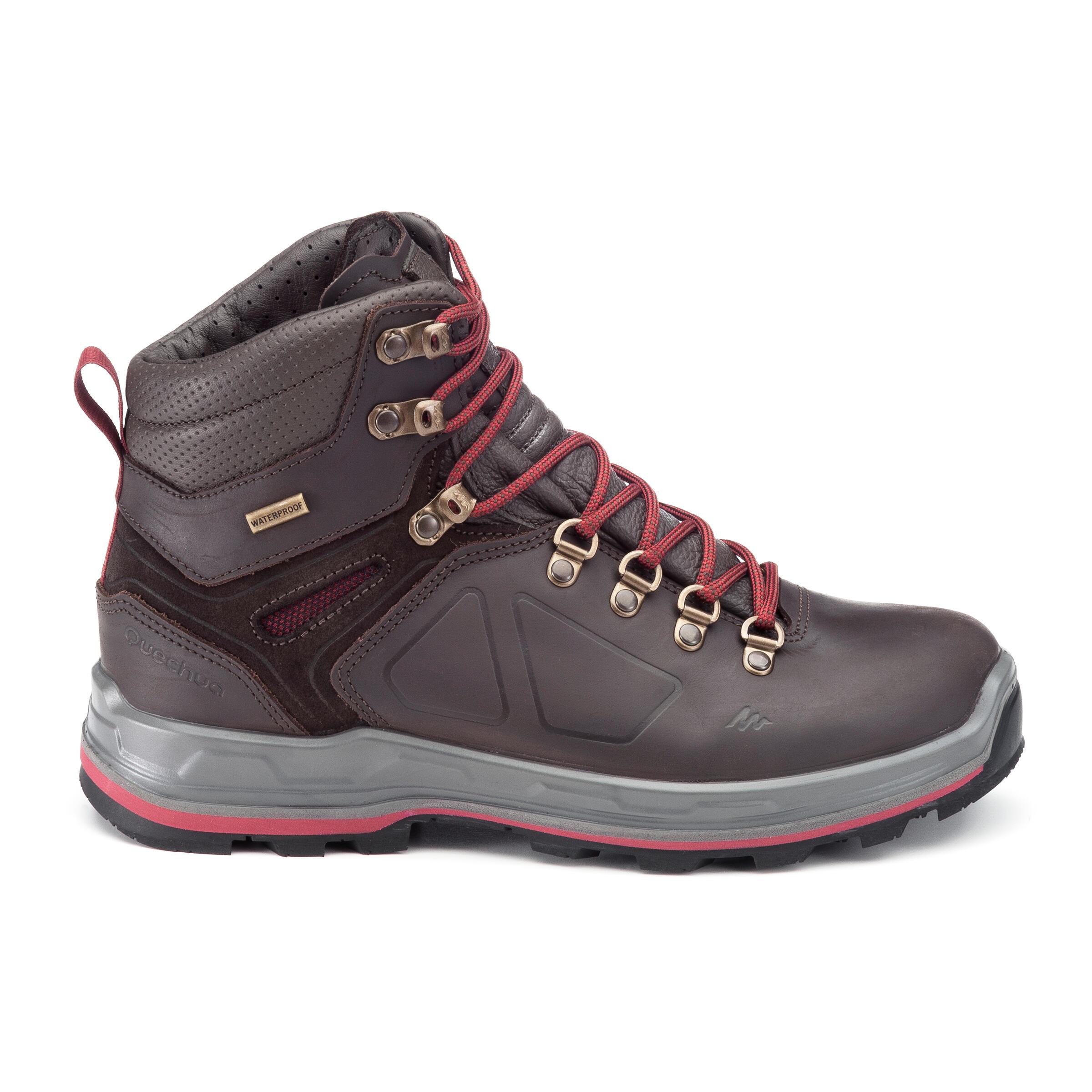877431 Quechua Trekkingschoenen Trek 500 voor dames