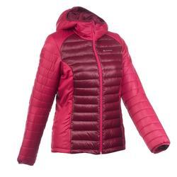 Dames donsjas voor trekking X-Light 1 roze