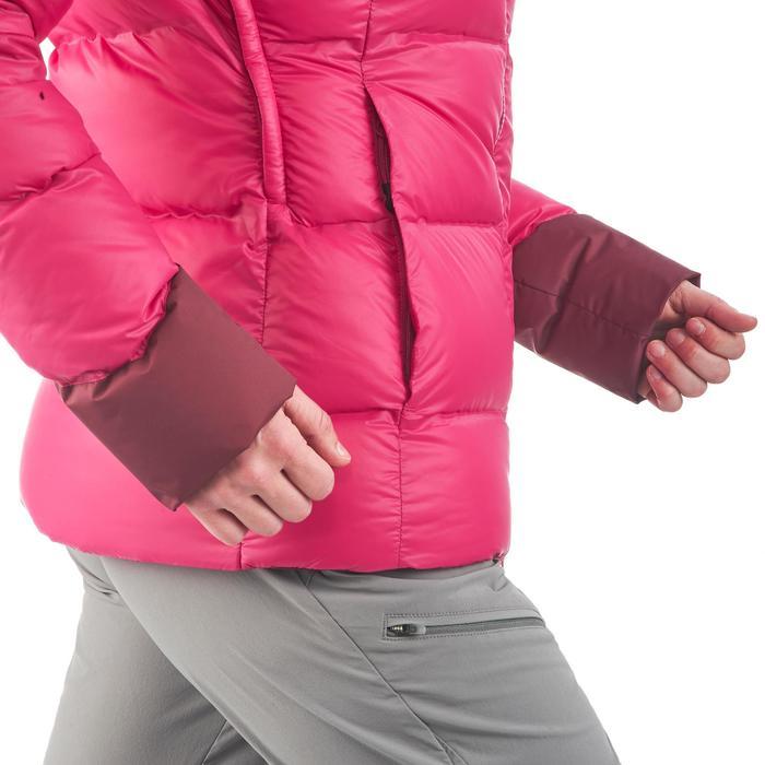Doudoune trekking Top-warm femme - 1198881