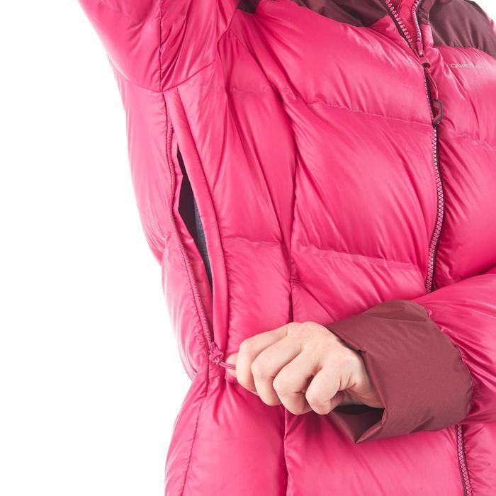 Doudoune trekking Top-warm femme - 1198895
