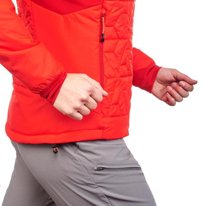 Doudoune trekking Top-light femme - 1198913