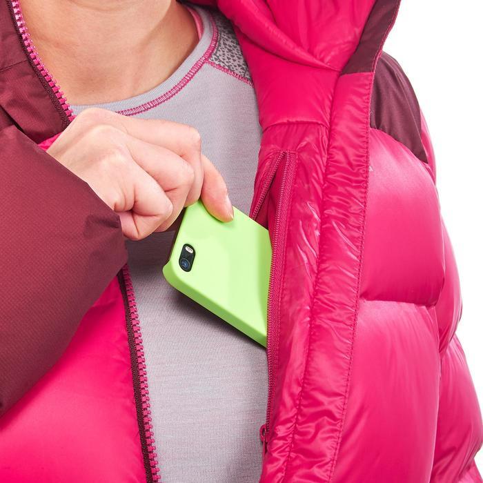 Doudoune trekking Top-warm femme - 1198934