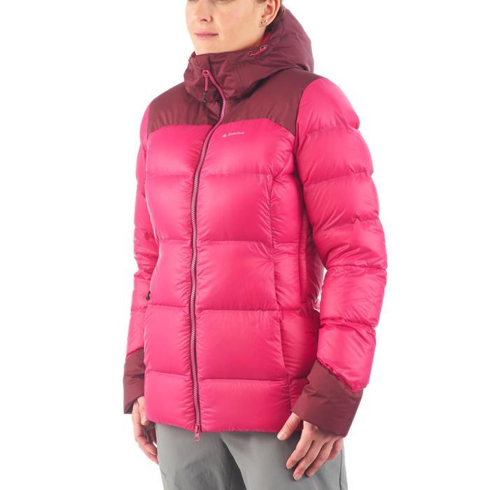 Doudoune trekking Top-warm femme - 1199016