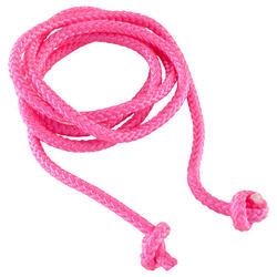 Rhythmic Gymnastics Rope 115 g 3 m - Pink