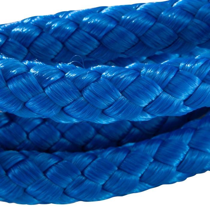 Touw voor ritmische gymnastiek (RG) 115 g blauw