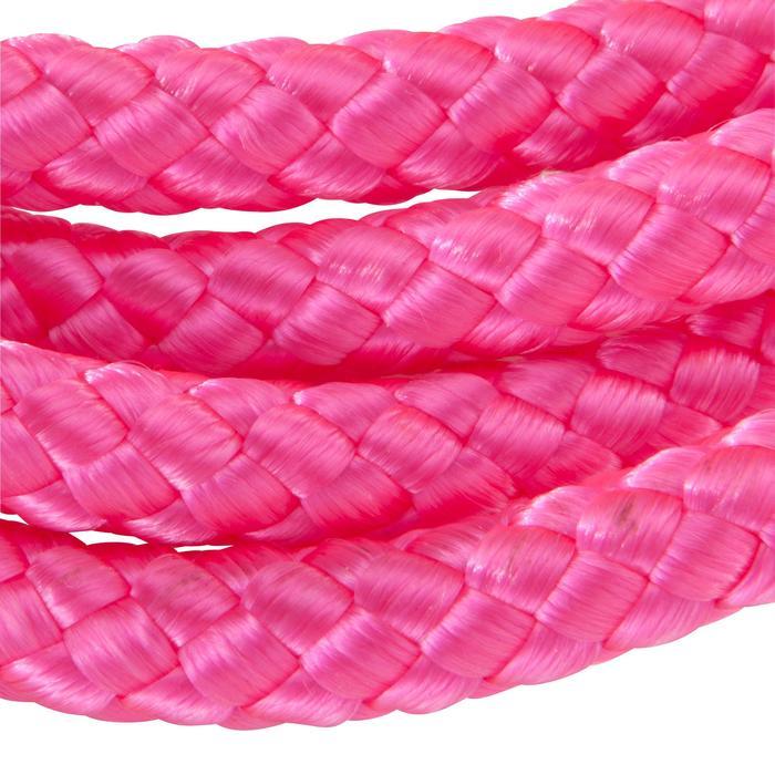 Corde de Gymnastique Rythmique 115 gr de 3 mètres rose