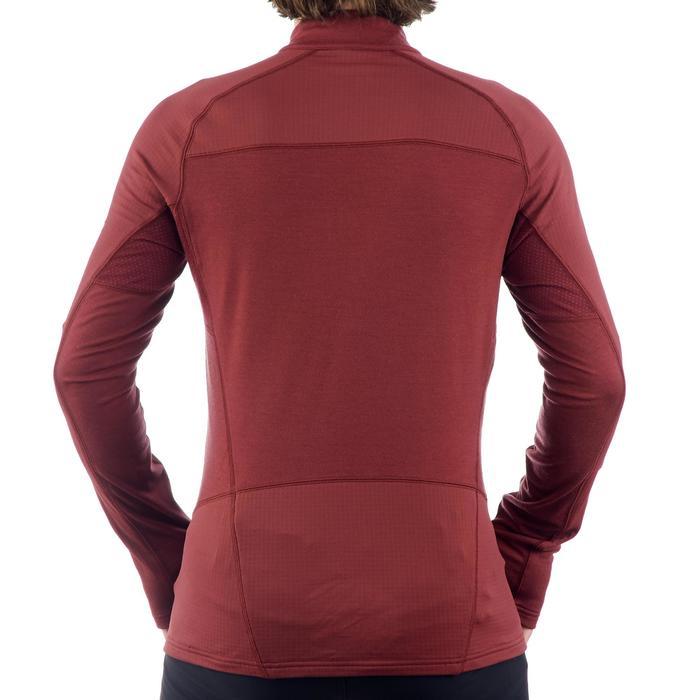 T-shirt manches longues trekking montagne TREK 900 wool homme - 1199409