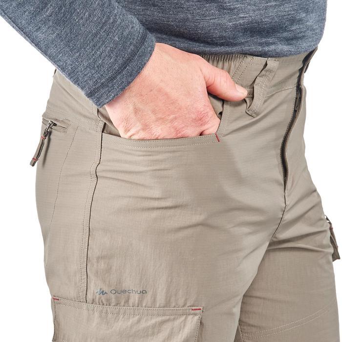Pantalon trekking Forclaz 100 homme - 1199417