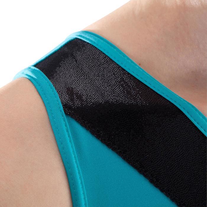 Justaucorps sans manches gym (GAF et GR) Sequins - 1199418