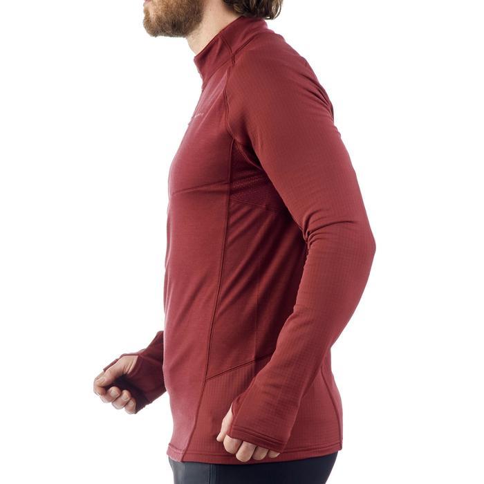 T-shirt manches longues trekking montagne TREK 900 wool homme - 1199424