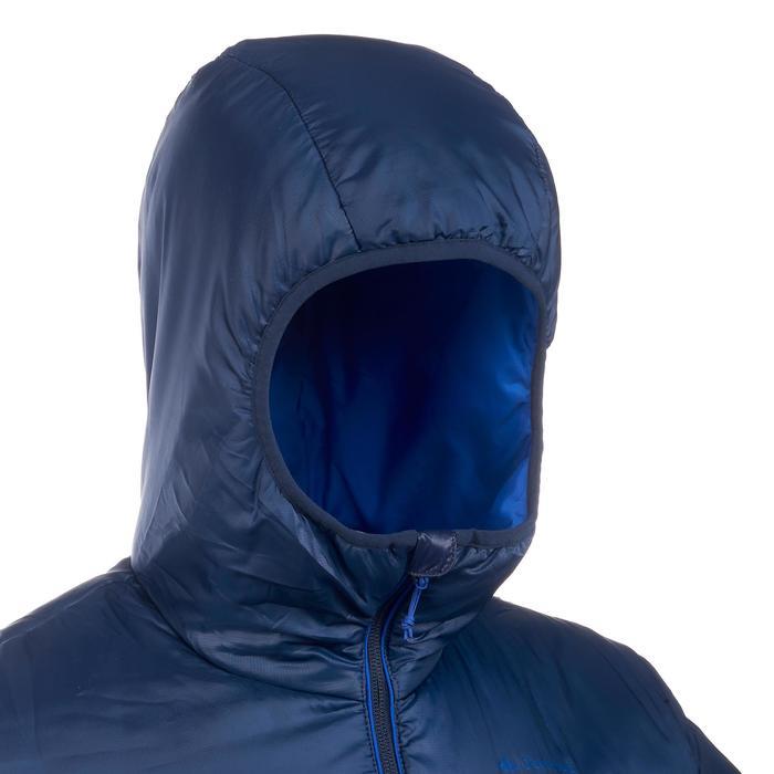 Daunenjacke X-Light Herren marineblau