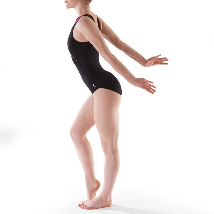 Justaucorps sans manches gym (GAF et GR) Sequins - 1199462