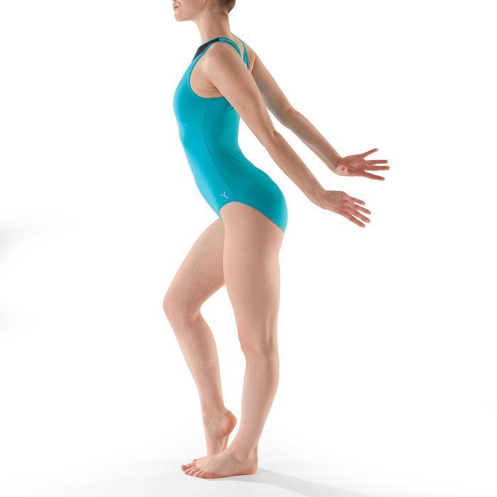Justaucorps sans manches gym (GAF et GR) Sequins - 1199472