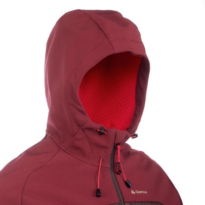 Veste softshell TREKKING montagne TREK 900 HYBRID homme - 1199552