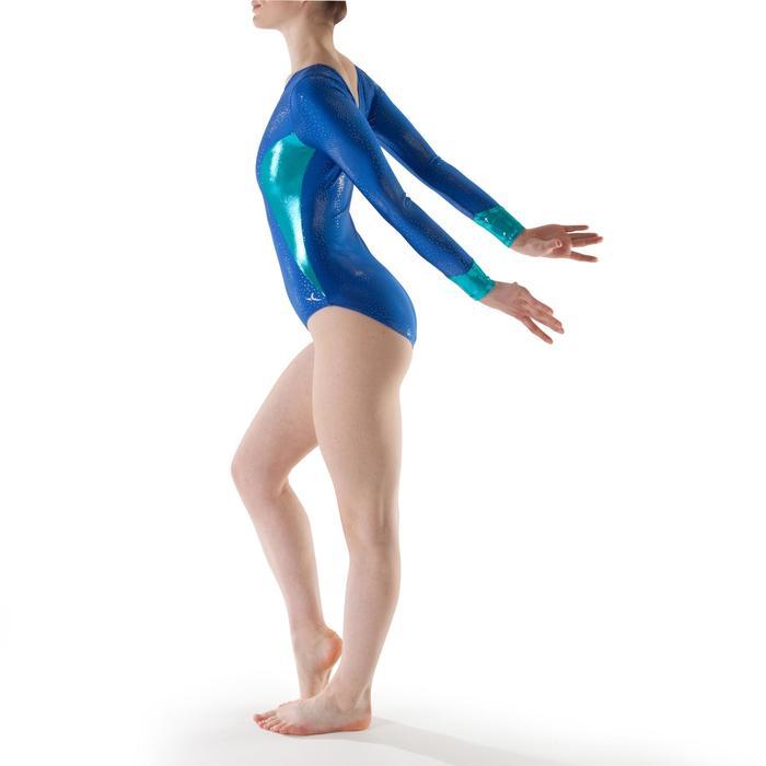 Justaucorps manches longues Gymnastique Féminine (GAF) 520 - 1199558