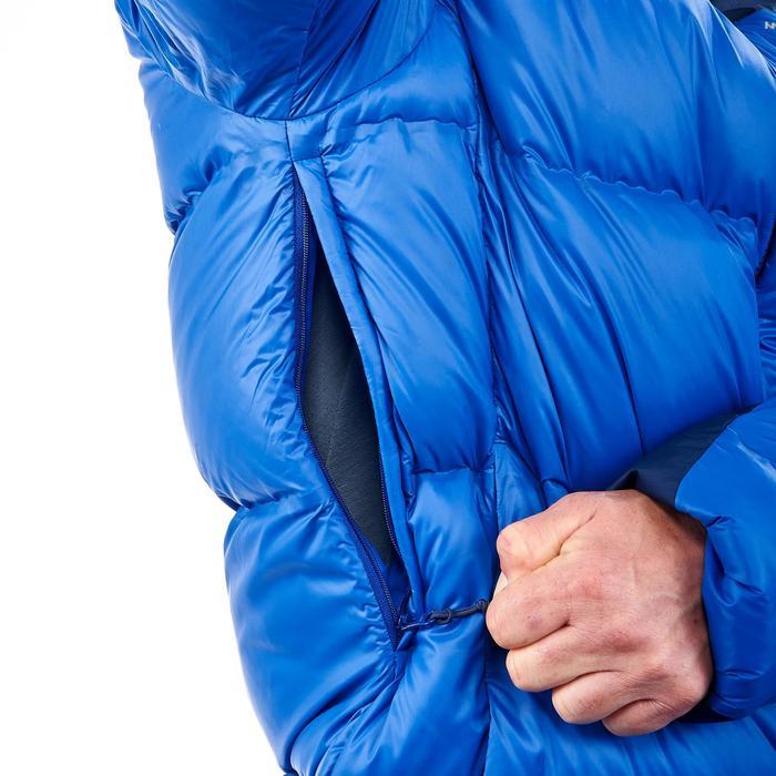Daunenjacke Trek 900 warm Herren blau