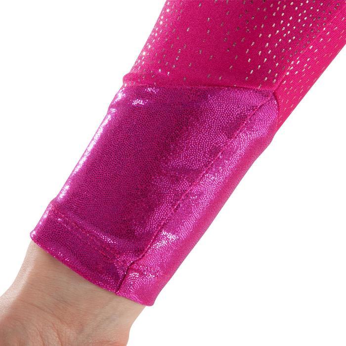 Justaucorps manches longues Gymnastique Féminine (GAF) 520 - 1199574