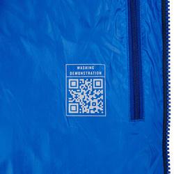 Men's Mountain Trekking Down jacket - TREK 900 DOWN - blue