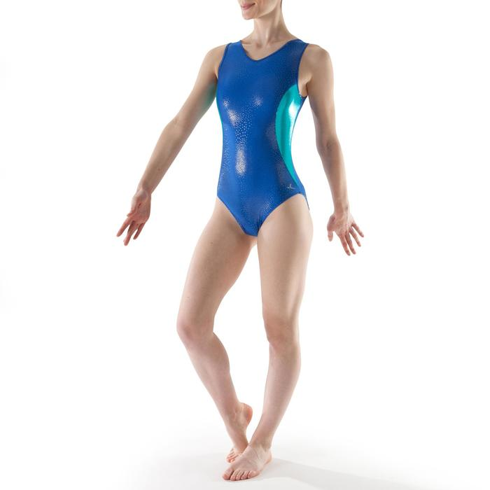 Justaucorps sans manches Gymnastique Féminine (GAF) 520 - 1199587
