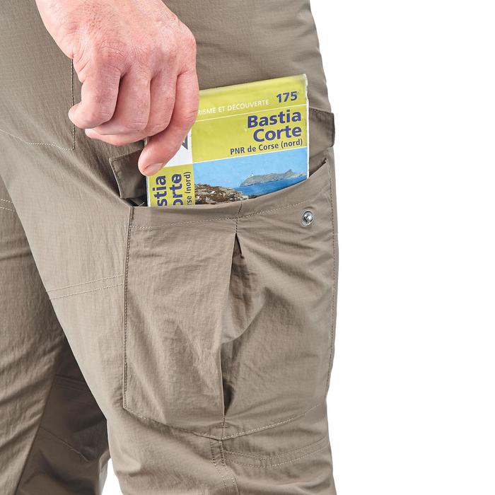 Pantalon trekking Forclaz 100 homme - 1199588