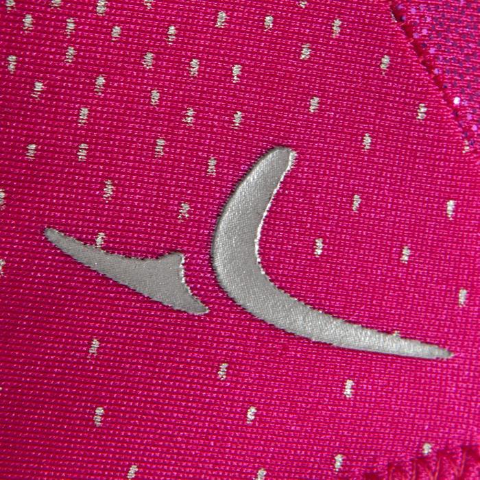 Justaucorps sans manches Gymnastique Féminine (GAF) Rose 520