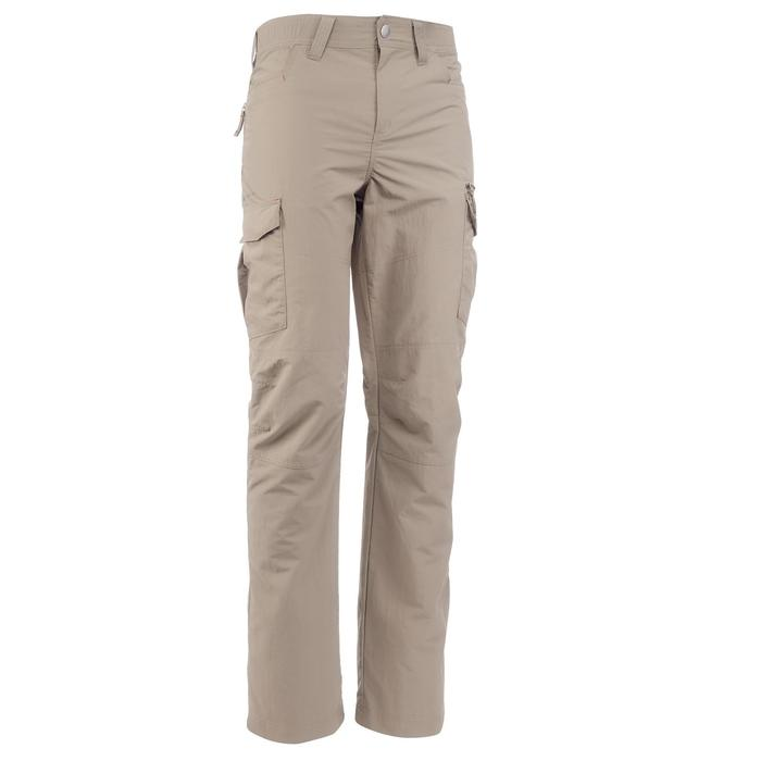 Pantalon trekking Forclaz 100 homme - 1199595