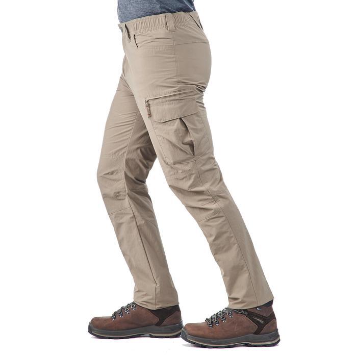 Pantalon trekking Forclaz 100 homme - 1199617
