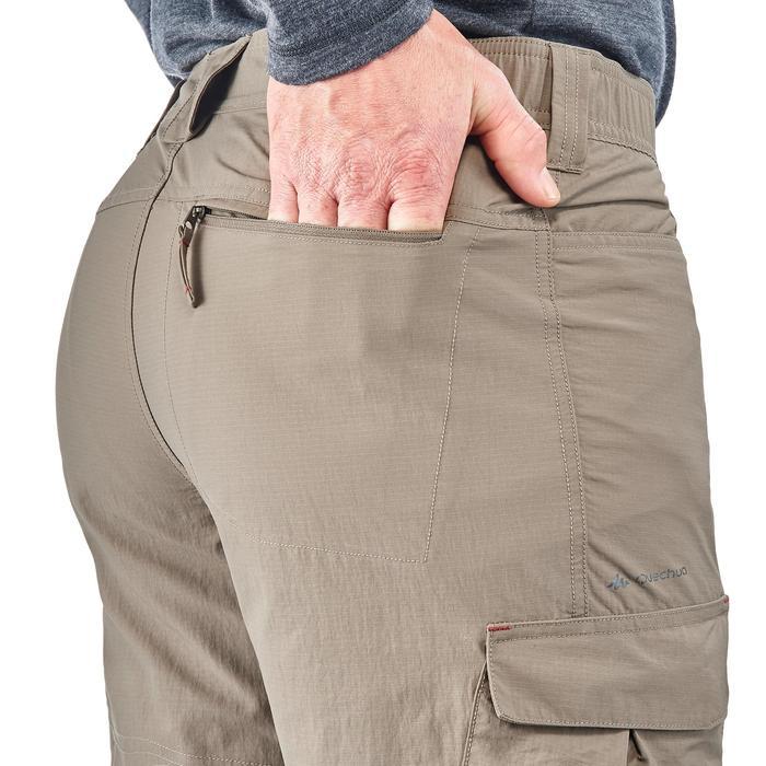 Pantalon trekking Forclaz 100 homme - 1199640