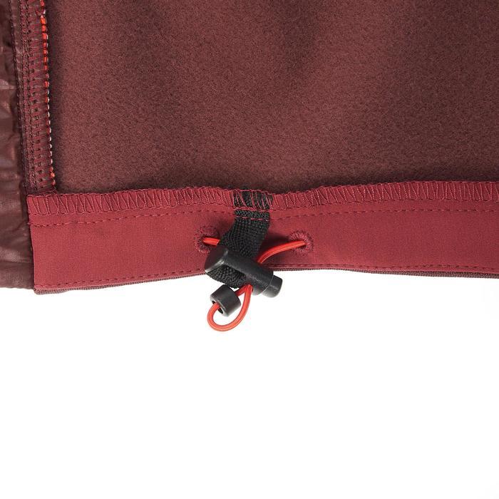 Veste softshell TREKKING montagne TREK 900 HYBRID homme - 1199653