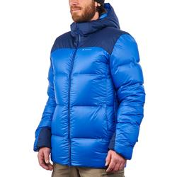Donsjas voor bergtrekking Trek 900 heren blauw
