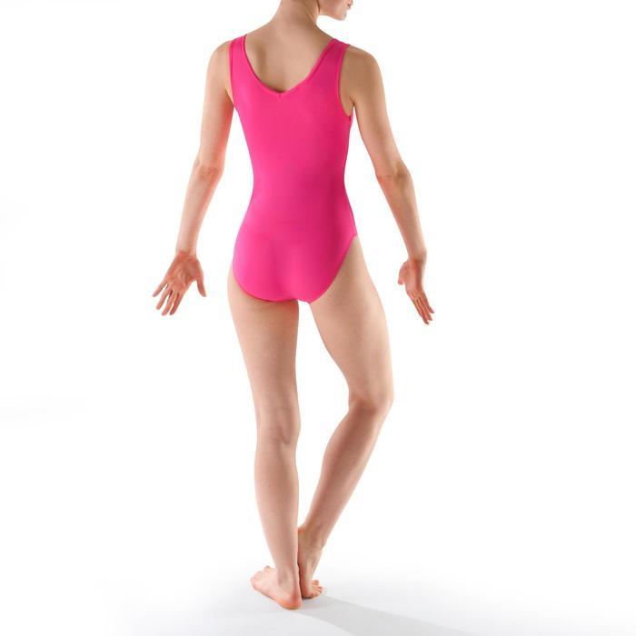 Justaucorps sans manches gym (GAF et GR) Sequins - 1199732