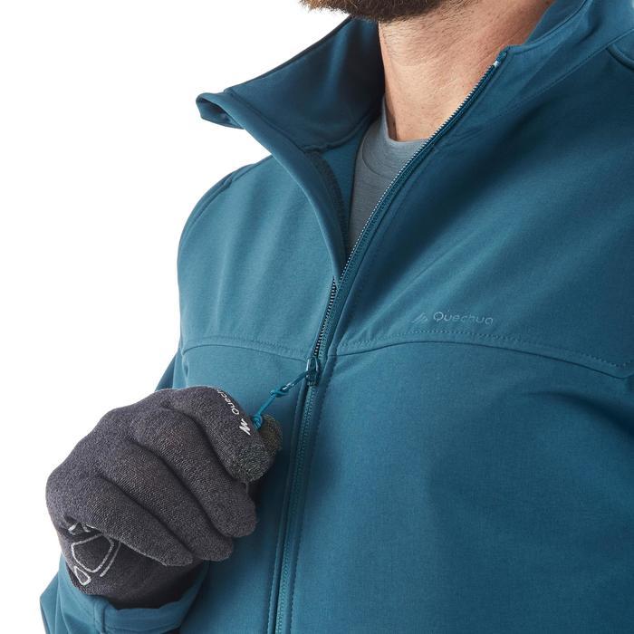 Veste trekking Windwarm 100 softshell homme - 1199737