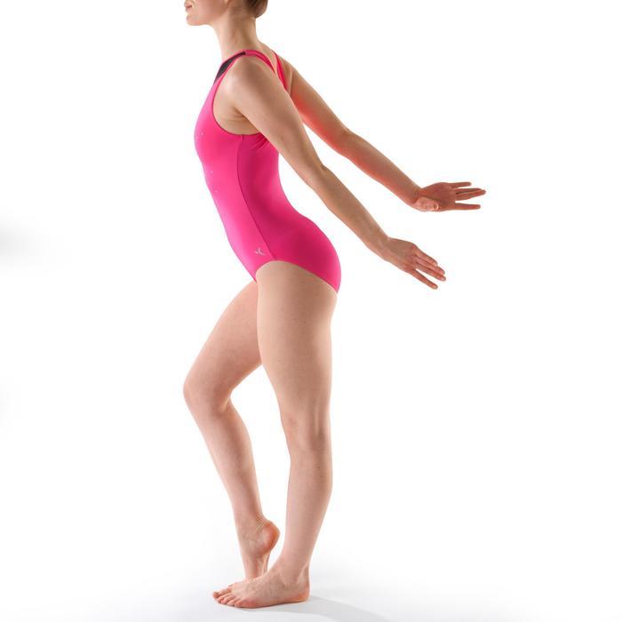 Justaucorps sans manches gym (GAF et GR) Sequins - 1199741