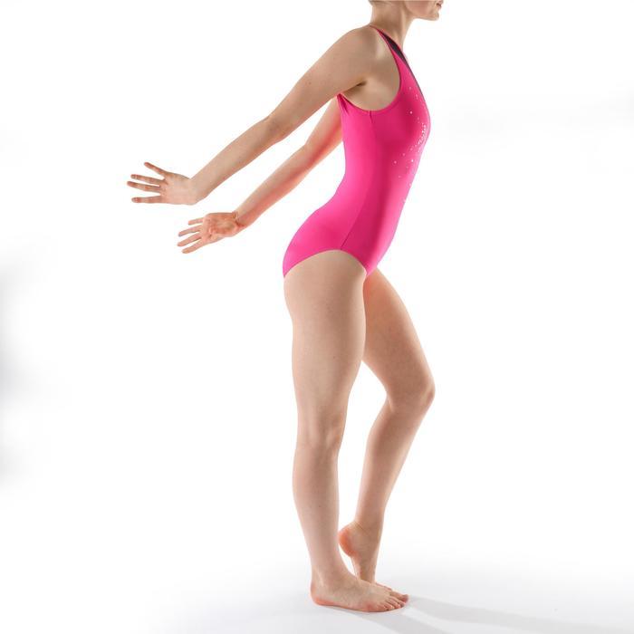 Justaucorps sans manches gym (GAF et GR) Sequins - 1199754