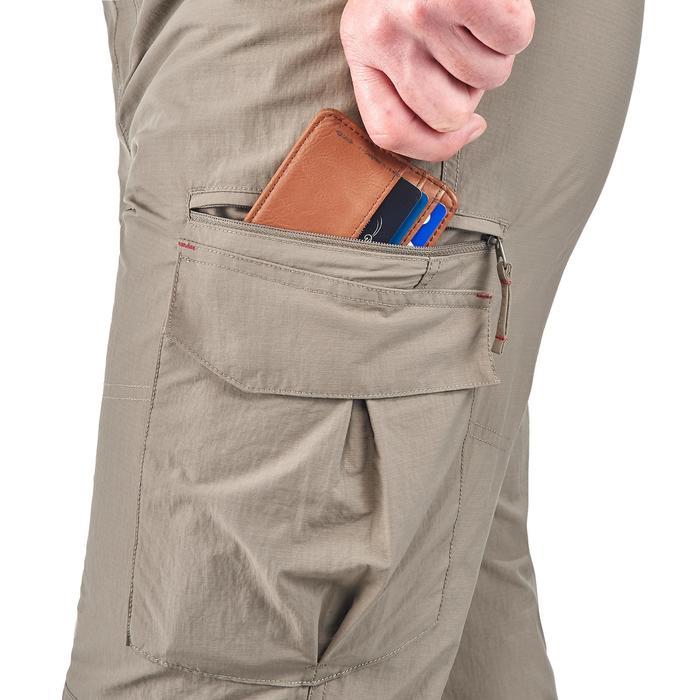 Pantalon trekking Forclaz 100 homme - 1199763