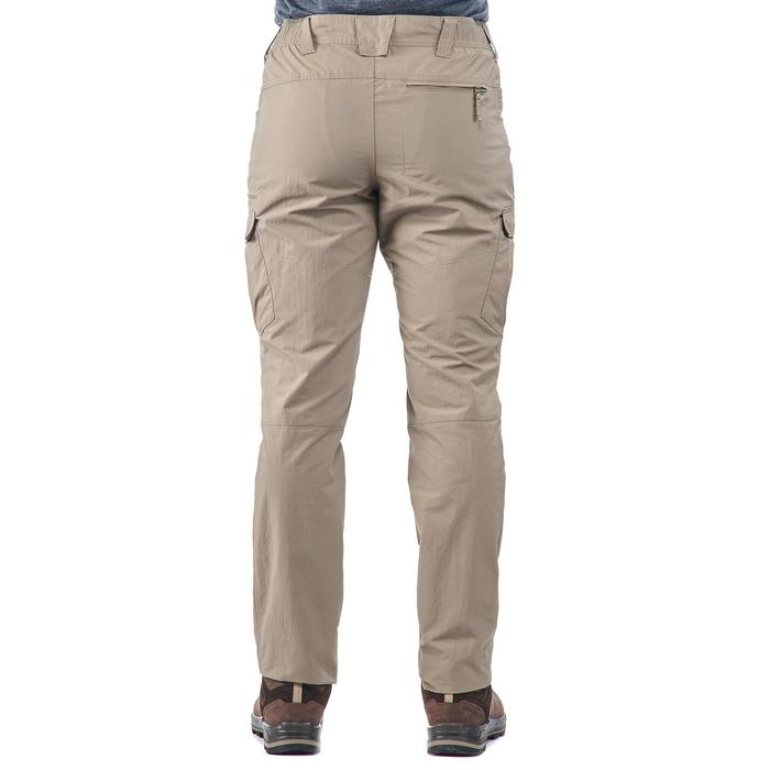 Pantalon trekking Forclaz 100 homme - 1199784